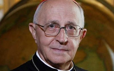 Cardinal Filoni EWTN Interview