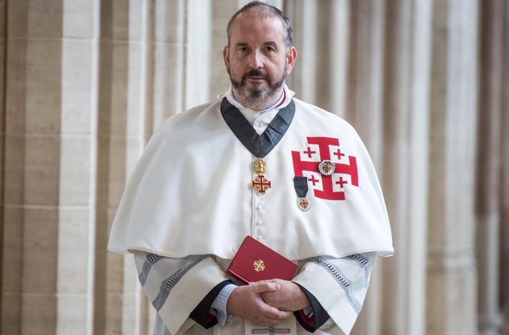 Canon Richard Hearn KCHS RIP